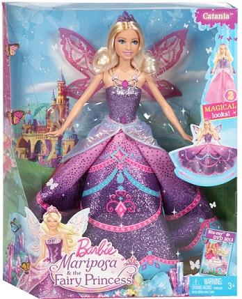 Принцесса фея катания