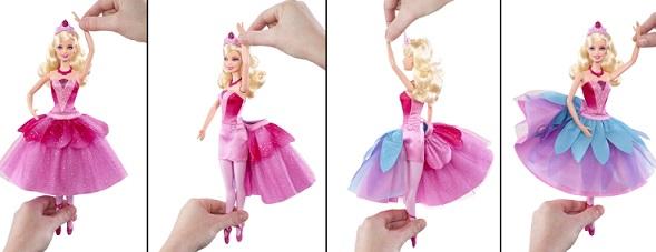 Барби прима балерина из м ф барби